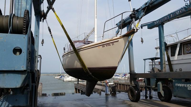 1983 CATALINA 30 Tall Rig Cruising/Racing Sailboat 2757241