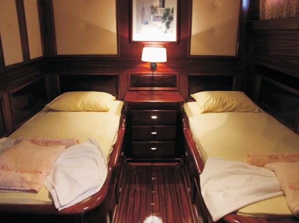 cabina con letti in piano (FILEminimizer) 2004 ETHEMOGLU Shipyard GULET 33 Motorsailor 2757314