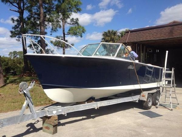 4 1968 PROWLER 23 Runabout 2758333