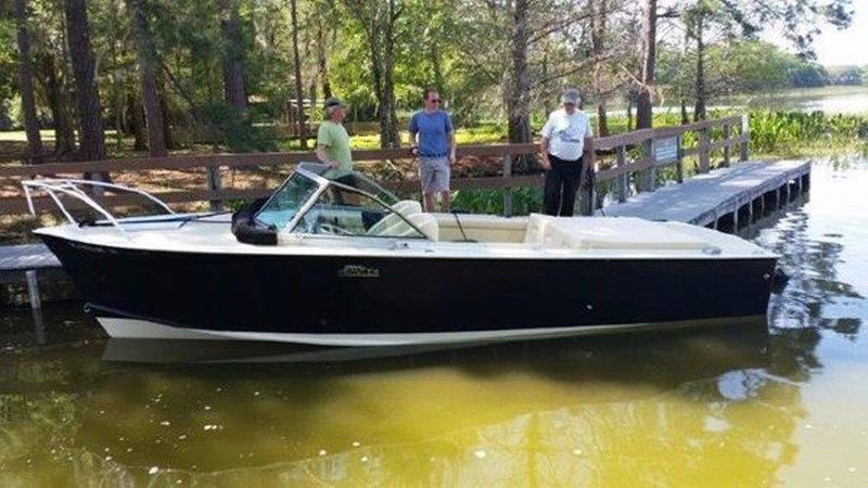28 1968 PROWLER 23 Runabout 2758351