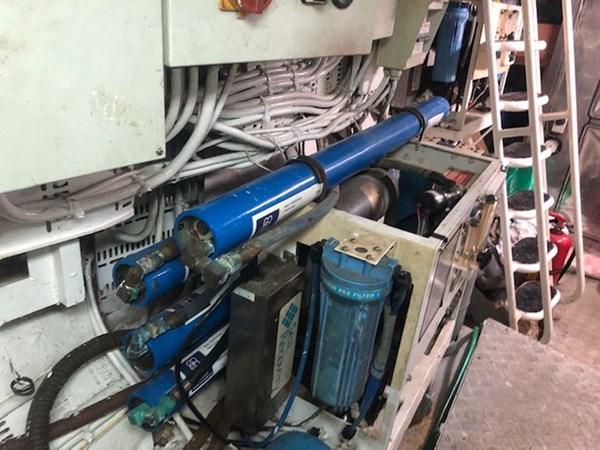 43 Water Maker 1992 CUSTOM Marine Industrial Technologies 140 Commercial Vessel 2760686