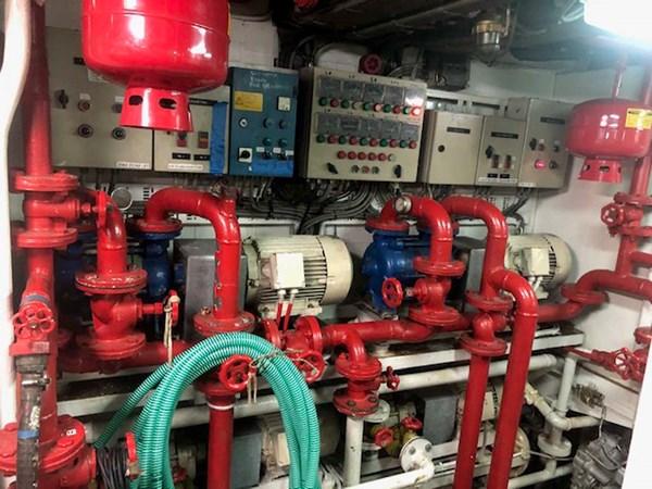 38 ER 1992 CUSTOM Marine Industrial Technologies 140 Commercial Vessel 2760703