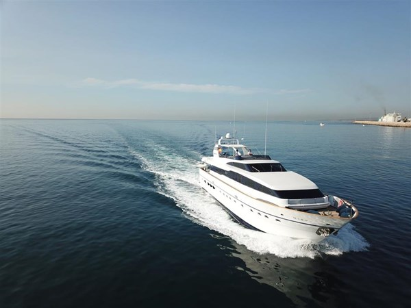 1997 CANADOS  Motor Yacht 2761267