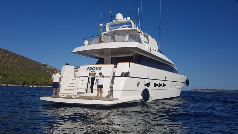1997 CANADOS  Motor Yacht 2761269