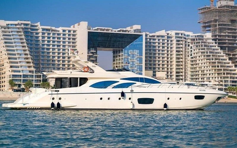 Profile 2009 AZIMUT  Motor Yacht 2763179