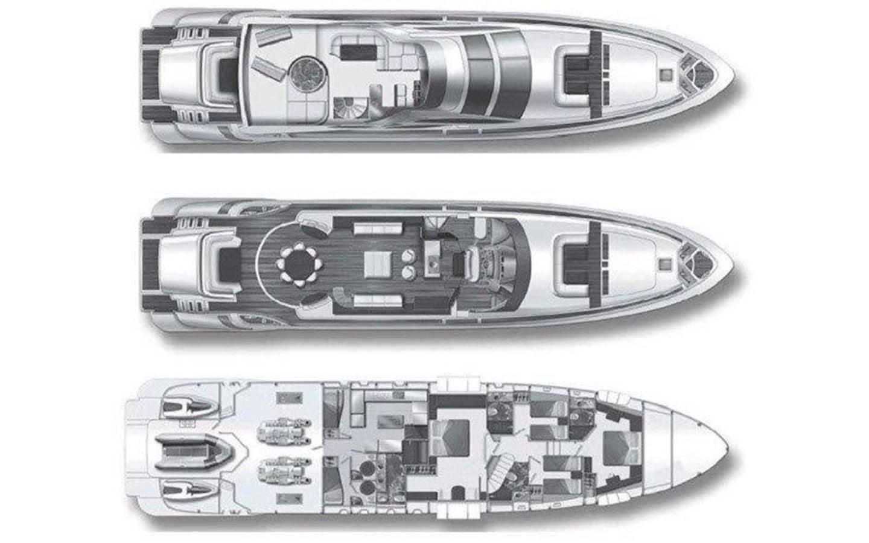 13167.7 2009 AZIMUT  Motor Yacht 2763186