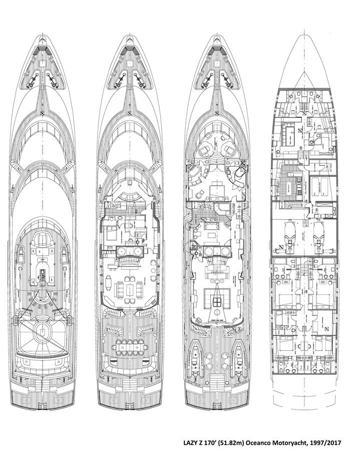 1997 OCEANCO  Motor Yacht 2764622