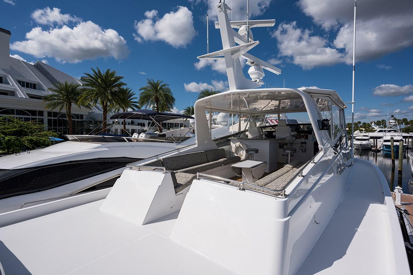 Flybridge 1990 HATTERAS Motor Yacht Motor Yacht 2764979