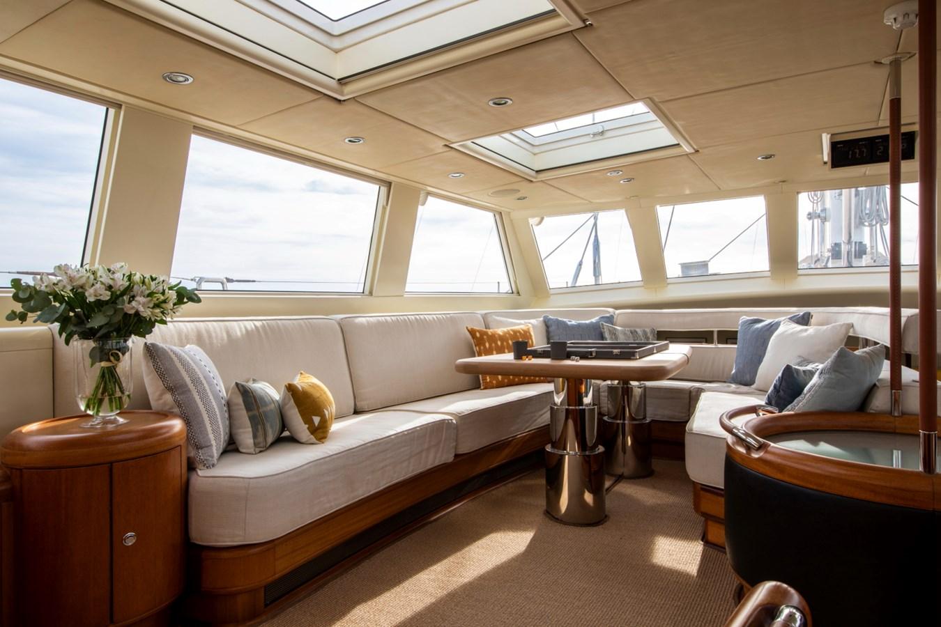 Sumara © YachtShot S001 1997 ROYAL HUISMAN  Cruising Ketch 2804969