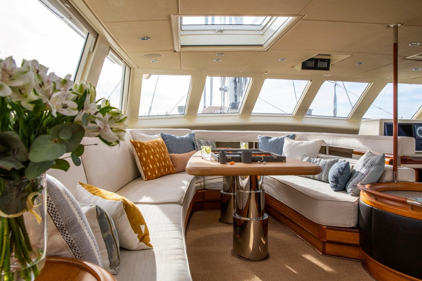 Sumara © YachtShot S002 1997 ROYAL HUISMAN  Cruising Ketch 2804970