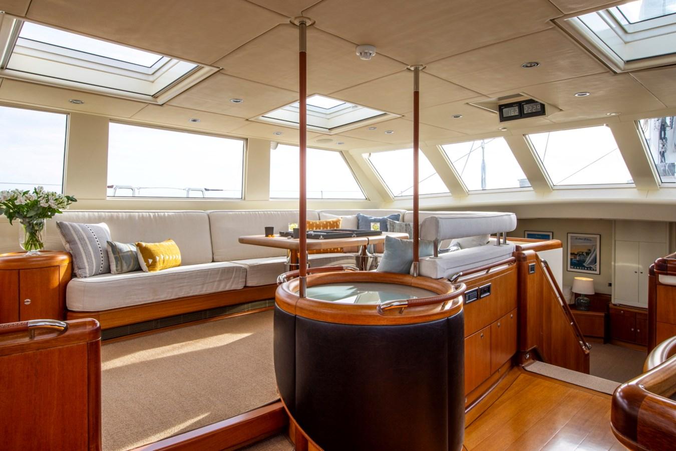 Sumara © YachtShot S004 1997 ROYAL HUISMAN  Cruising Ketch 2804971