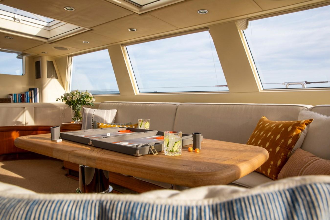 Sumara © YachtShot S007 1997 ROYAL HUISMAN  Cruising Ketch 2804974