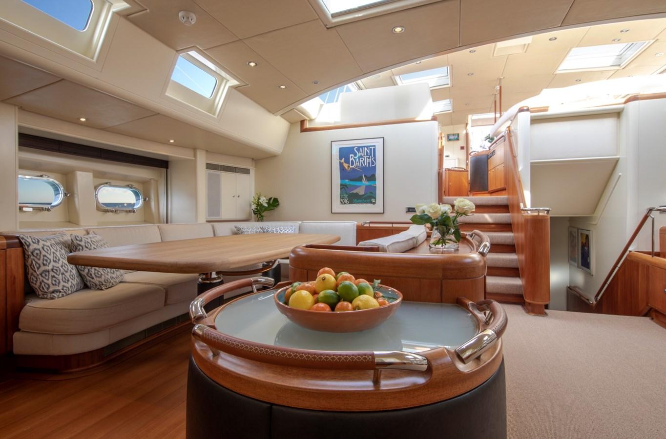 Sumara © YachtShot S008 1997 ROYAL HUISMAN  Cruising Ketch 2804975