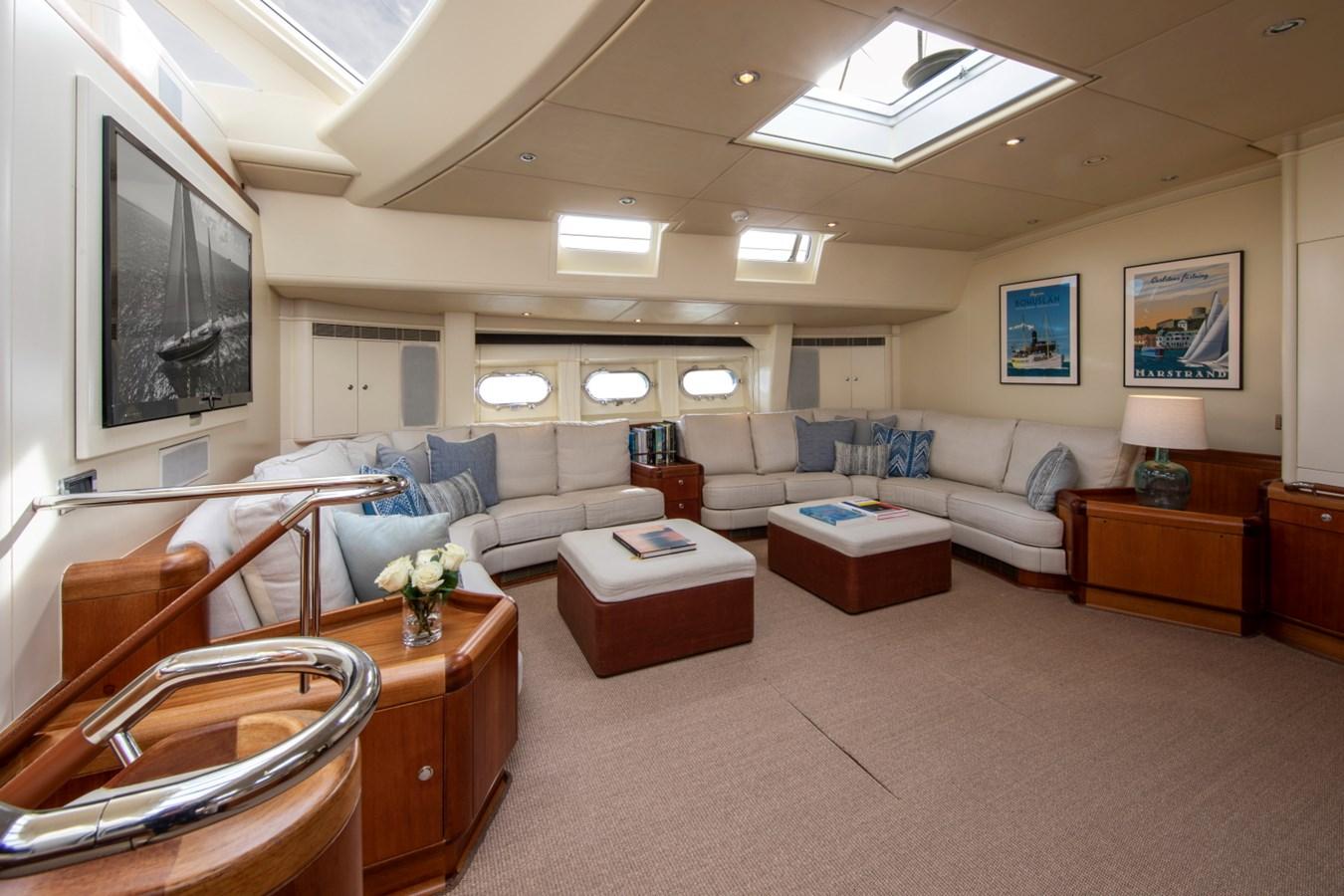 Sumara © YachtShot S014 1997 ROYAL HUISMAN  Cruising Ketch 2804983