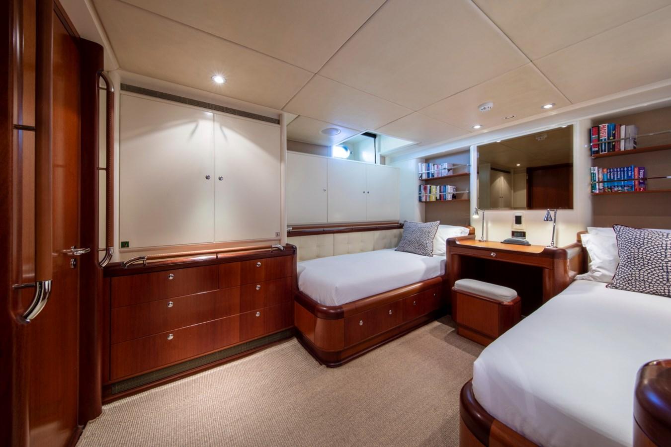 Sumara © YachtShot S027 1997 ROYAL HUISMAN  Cruising Ketch 2804997