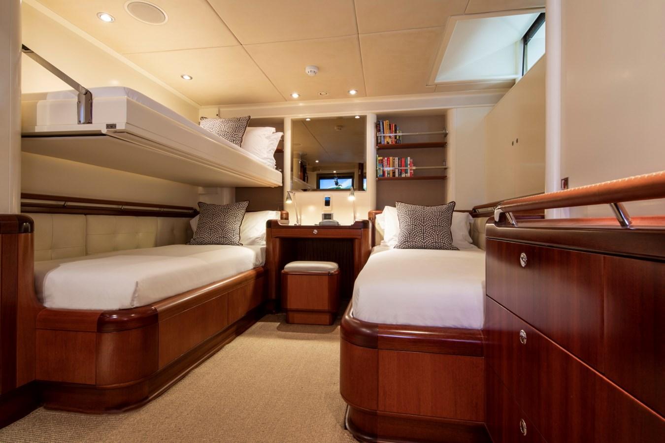 Sumara © YachtShot S033 1997 ROYAL HUISMAN  Cruising Ketch 2805003