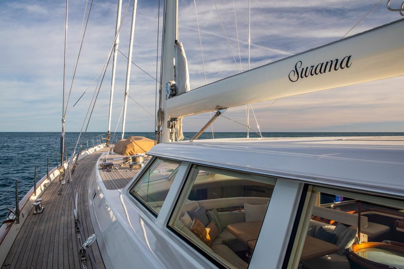 Sumara © YachtShot S043 1997 ROYAL HUISMAN  Cruising Ketch 2805013