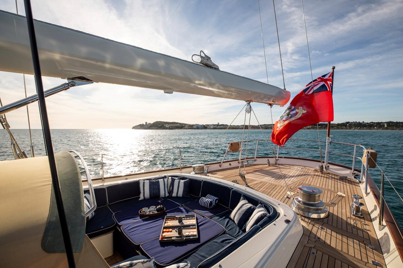 Sumara © YachtShot S048 1997 ROYAL HUISMAN  Cruising Ketch 2805018