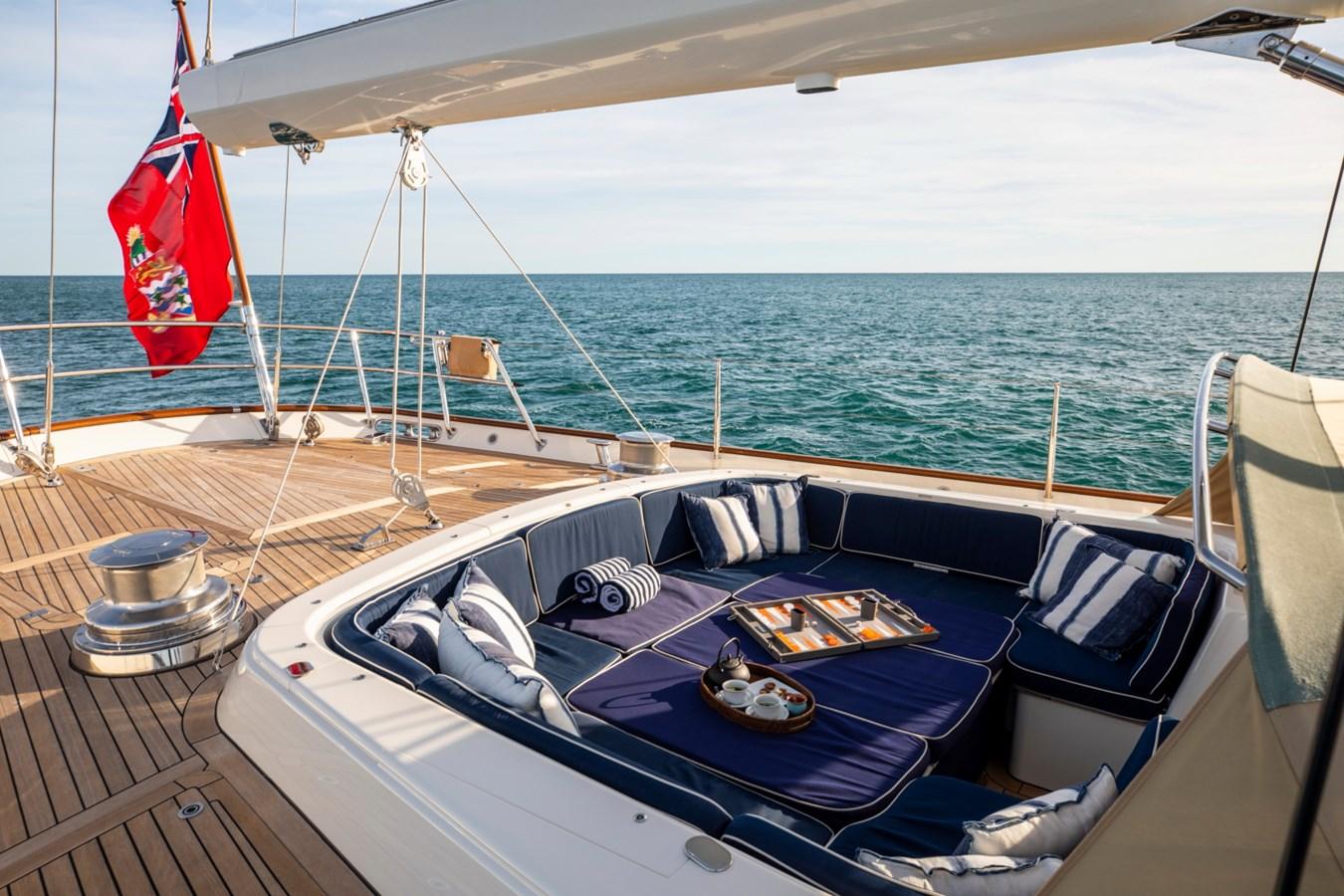 Sumara © YachtShot S050 1997 ROYAL HUISMAN  Cruising Ketch 2805020