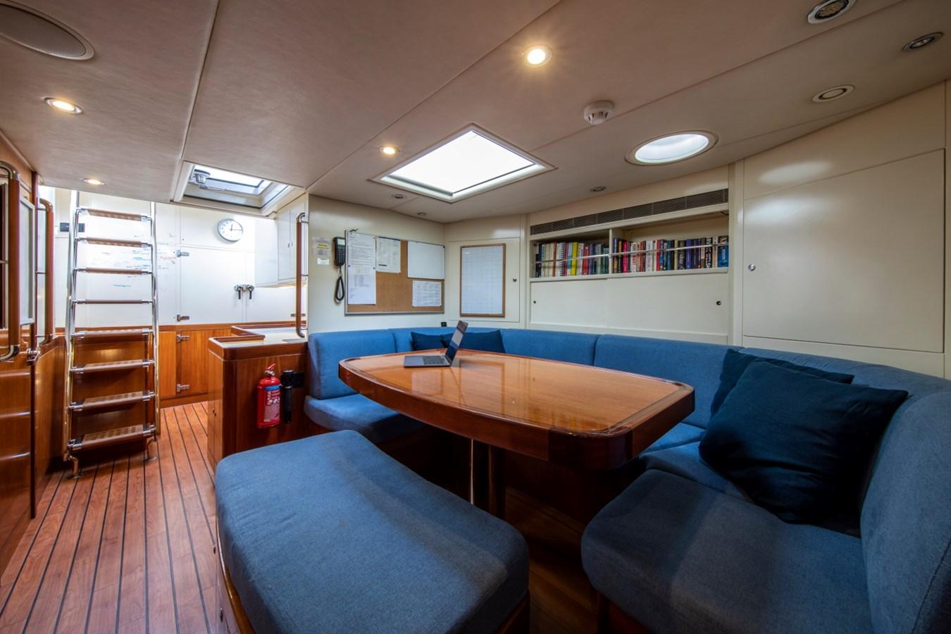 Sumara © YachtShot S055 1997 ROYAL HUISMAN  Cruising Ketch 2805025