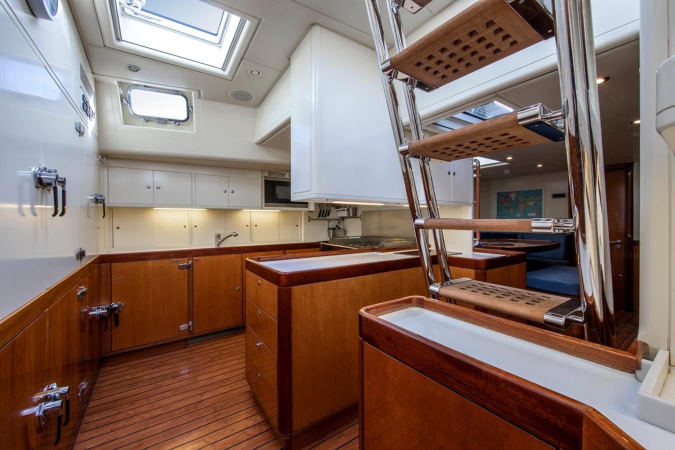 Sumara © YachtShot S058 1997 ROYAL HUISMAN  Cruising Ketch 2805028