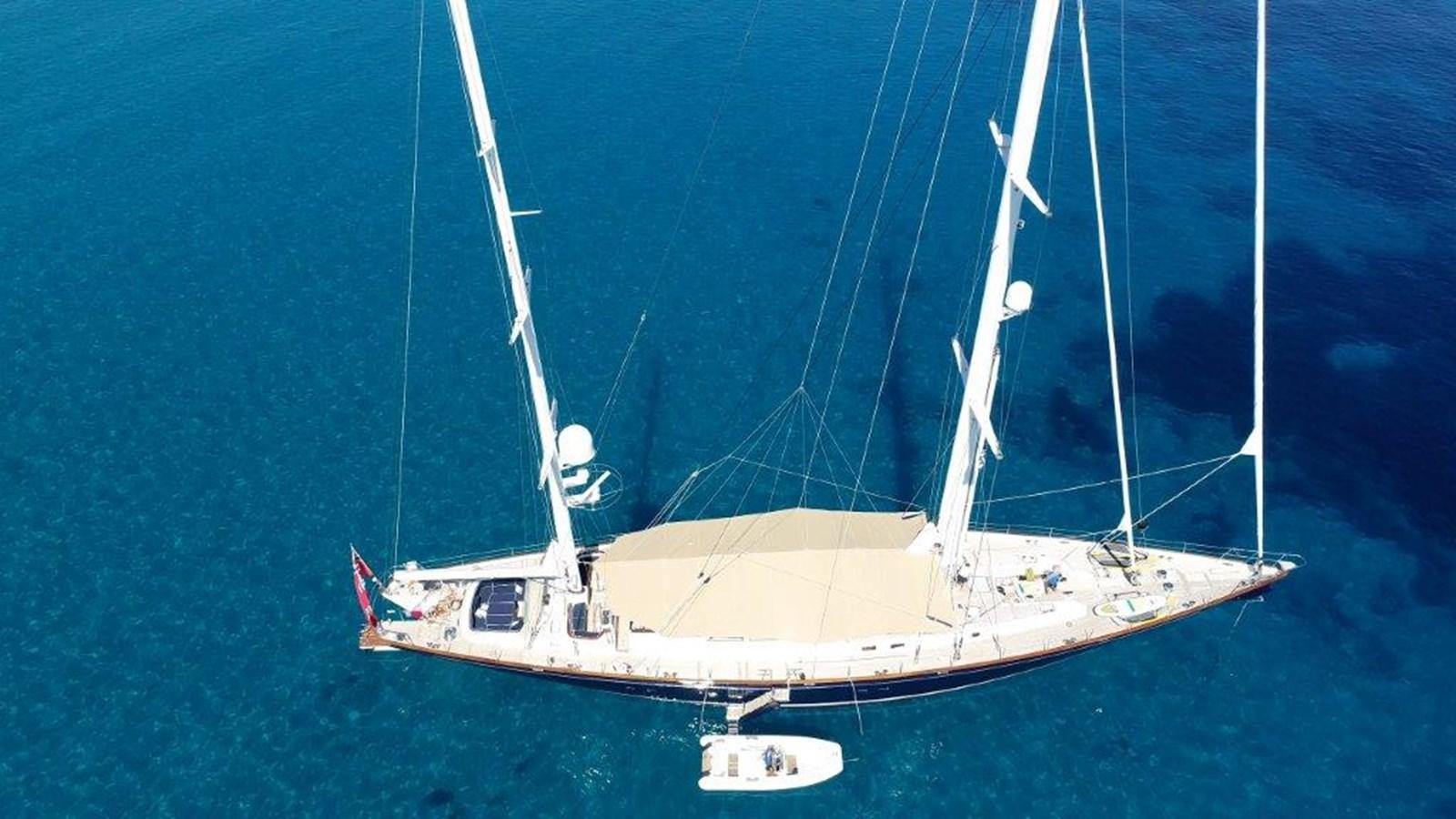 Main awning 1997 ROYAL HUISMAN  Cruising Ketch 2805038