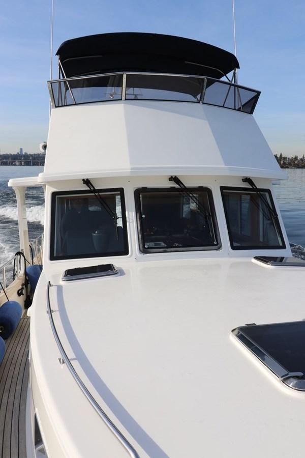 Starboard Looking Aft 2008 GRAND BANKS Europa Trawler 2768833
