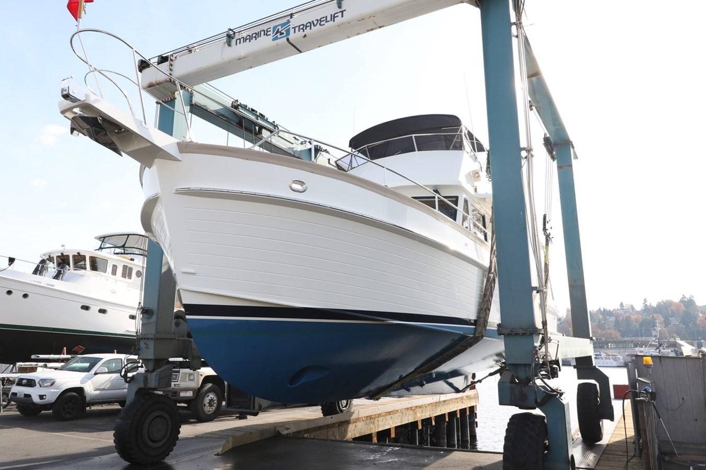 Haul Out 2008 GRAND BANKS Europa Trawler 2768936