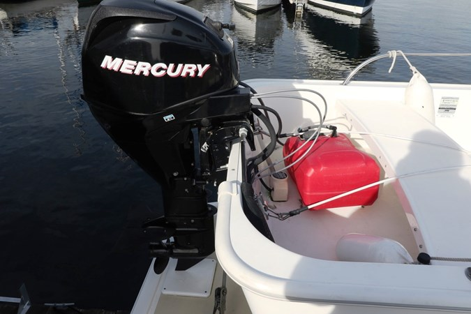 Mercury Outboard 2008 GRAND BANKS Europa Trawler 2768792