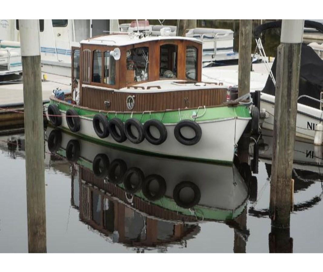 1 2012 CUSTOM Tug Trawler 2768532