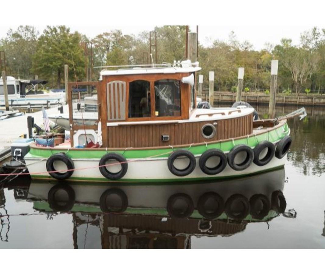 6 2012 CUSTOM Tug Trawler 2768544