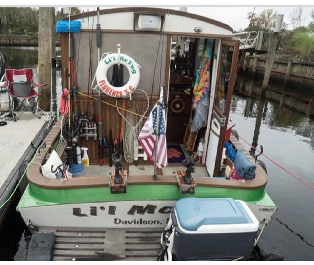 7 2012 CUSTOM Tug Trawler 2768554