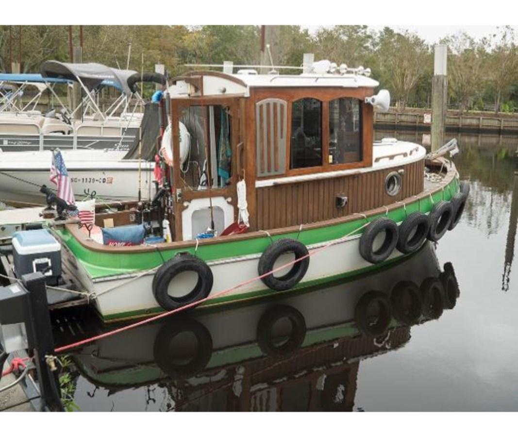 5 2012 CUSTOM Tug Trawler 2768555