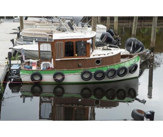 4 2012 CUSTOM Tug Trawler 2768545