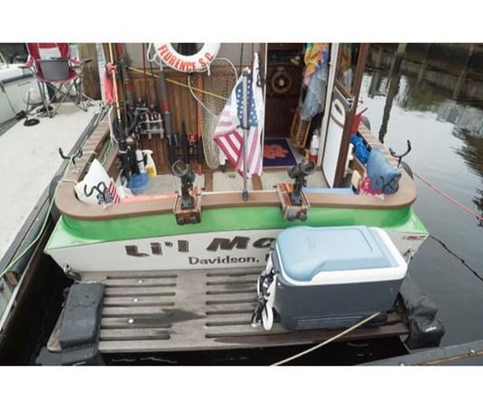 8 2012 CUSTOM Tug Trawler 2768547