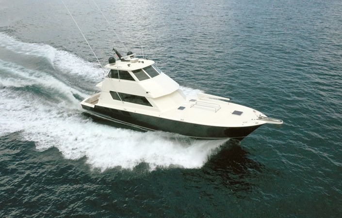 Profile 1989 HATTERAS Convertible Sport Fisherman 2768729