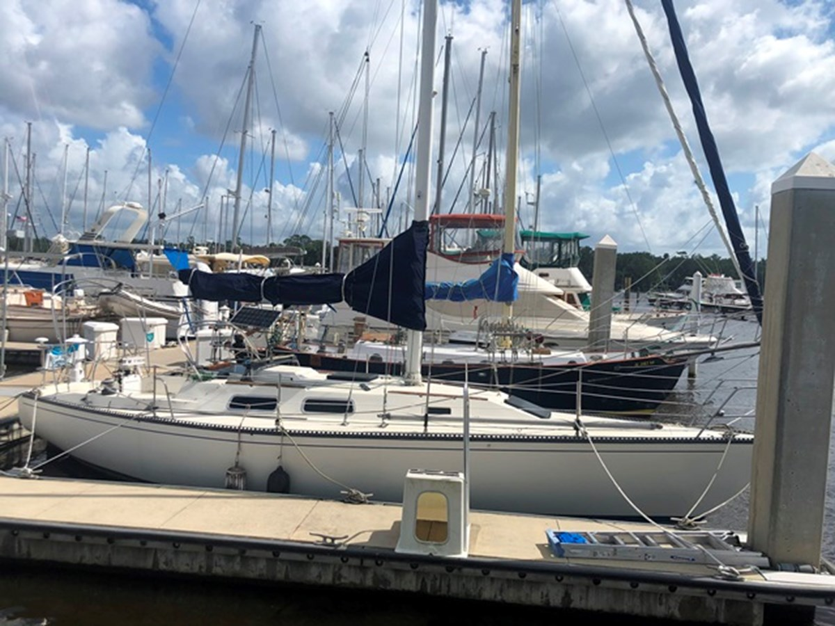 101 Full Profile 1982 SAN JUAN 34 Sloop 2770468