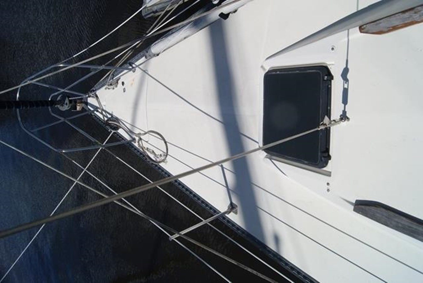 105 Bow 1982 SAN JUAN 34 Sloop 2770479