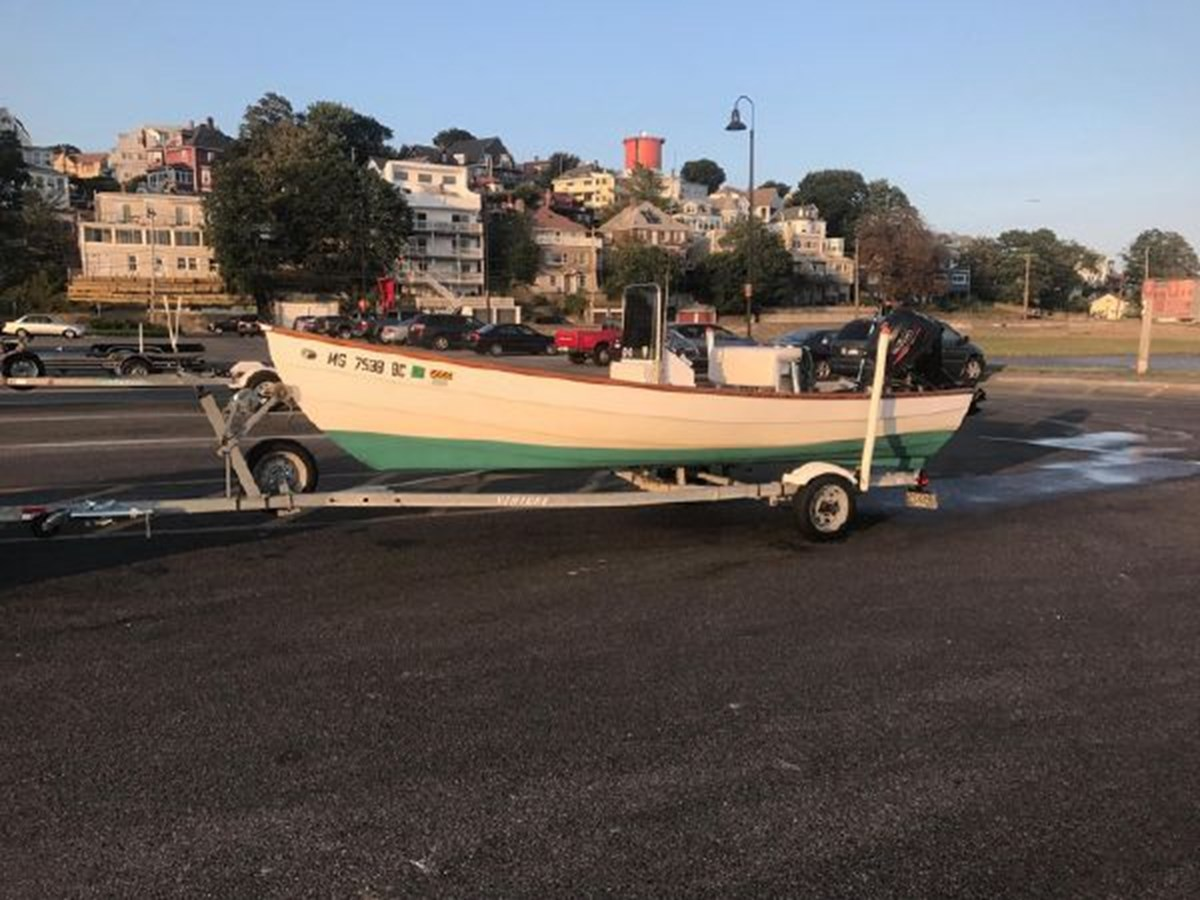 4 1991 YANKEE Dory Runabout 2771431