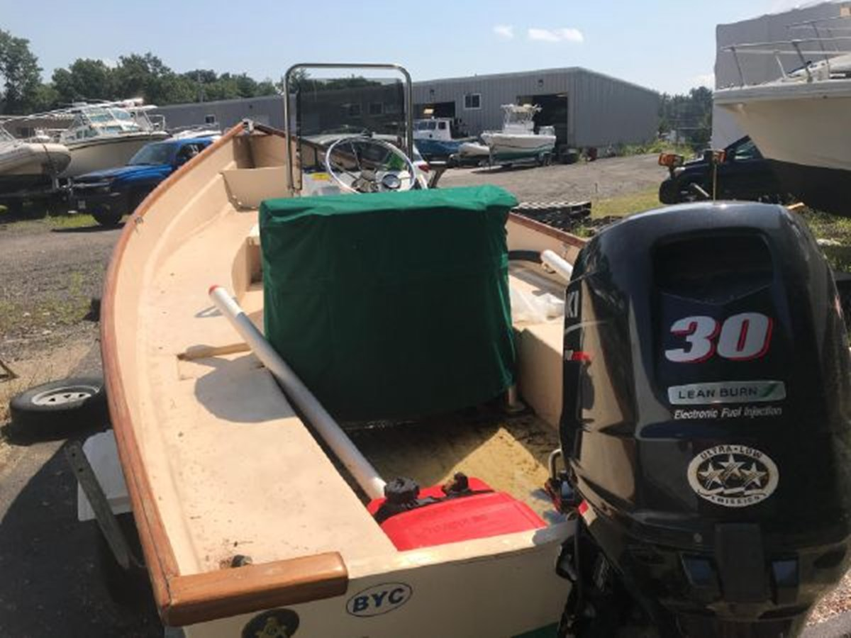 3 1991 YANKEE Dory Runabout 2771432