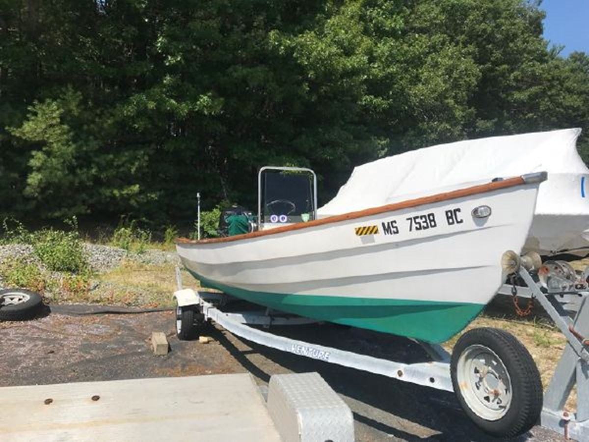 5 1991 YANKEE Dory Runabout 2771435