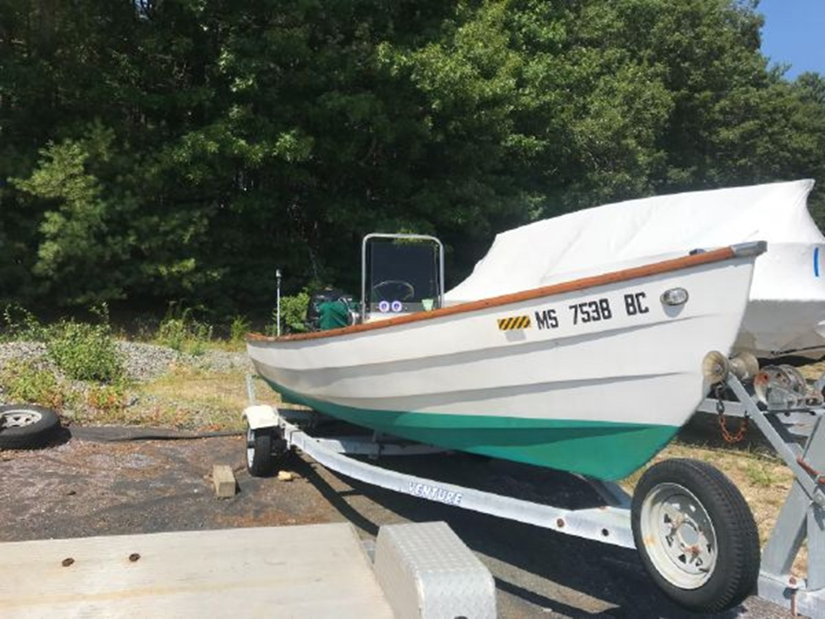 7 1991 YANKEE Dory Runabout 2771436