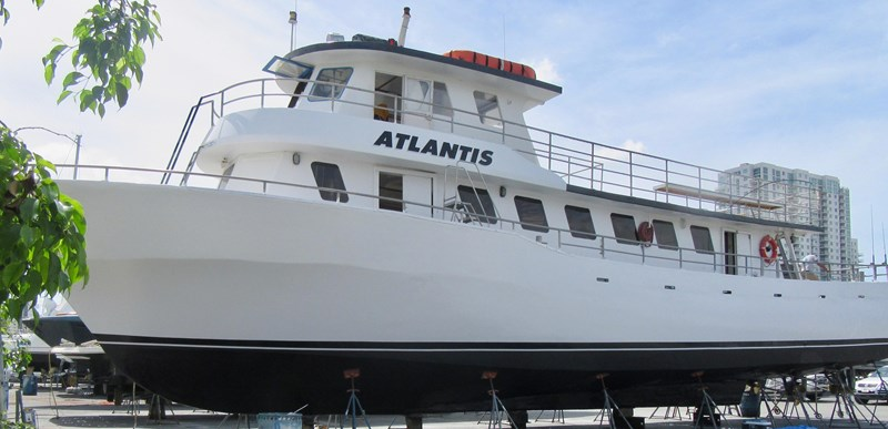 70' Drift Fishing Vessel 90 Person Commercial 1986 ATLANTIS 1986 Drift Fishing Vessel 90  Commercial Vessel 2772093