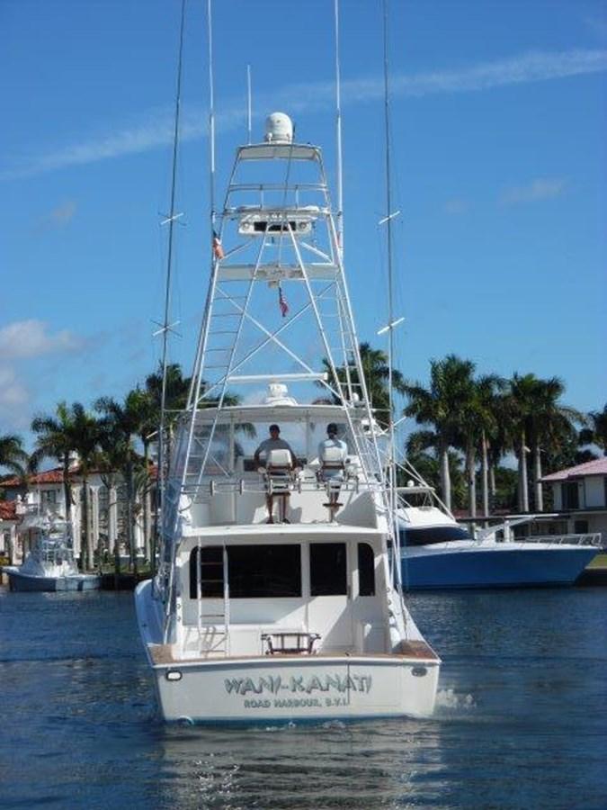 WANI KANATI 1999 VIKING Convertible Sport Fisherman 2782292