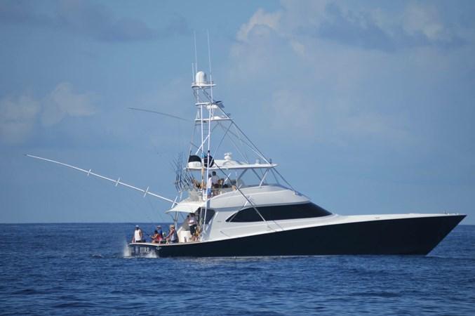 2011 70 Viking Flybridge Starboard Profile (1) 2011 VIKING 70 Flybridge Motor Yacht 2773521