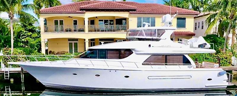 SCREEN_FFC495E9378616AD_1575649462271 2004 WEST BAY  Motor Yacht 2785675