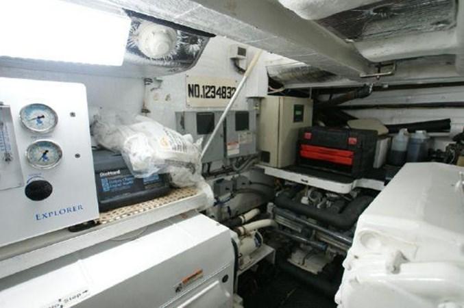 2005 FERRETTI  Motor Yacht 2796735