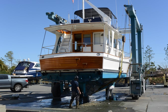 37 2002 GRAND BANKS  Trawler 2777537