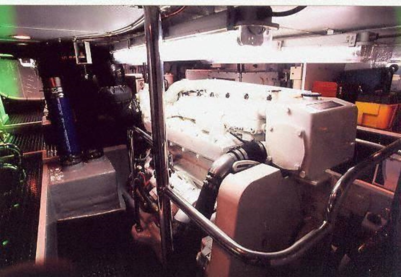 40 1999 NORDHAVN 62 Motor Yacht 2777749