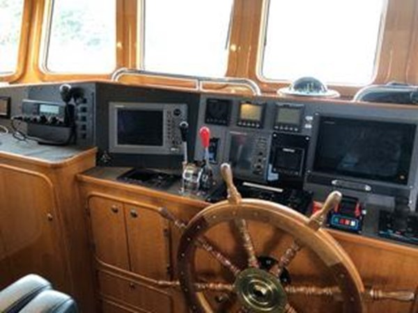 15 1999 NORDHAVN 62 Motor Yacht 2777723